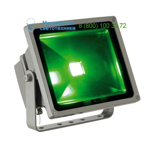 Marbel FLOODI, (RF) Strahler, silbergrau, RGB LED