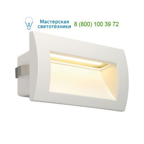 Marbel DOWNUNDER OUT LED M, Wandeinbauleuchte, weiss