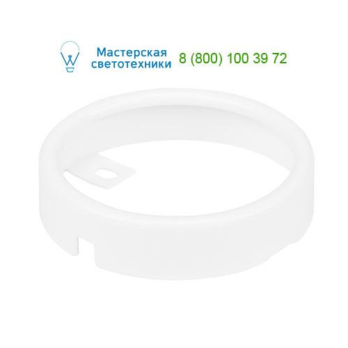 Marbel 112181 SLV DL 126 LED, корпус накладного монтажа, круглый, белый
