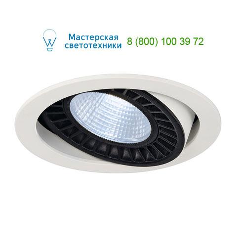 Marbel 114161 SLV SUPROS DL светильник встраиваемый с LED 28Вт (34.8Вт), 4000К, 2100lm, белый