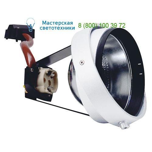 Marbel 115041 SLV AIXLIGHT® PRO, G12 MODULE светильник с отражателем 24° для лампы G12 35/70Вт, белый/ черн