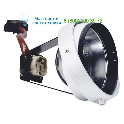 Marbel 115051 SLV AIXLIGHT® PRO, G12 MODULE светильник с отражателем 58° для лампы G12 35/70Вт, белый/ черн