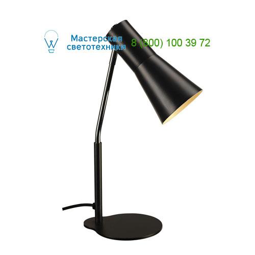 Marbel 146000 SLV PHELIA TL светильник настольный для лампы GU10 35Вт макс.,черный