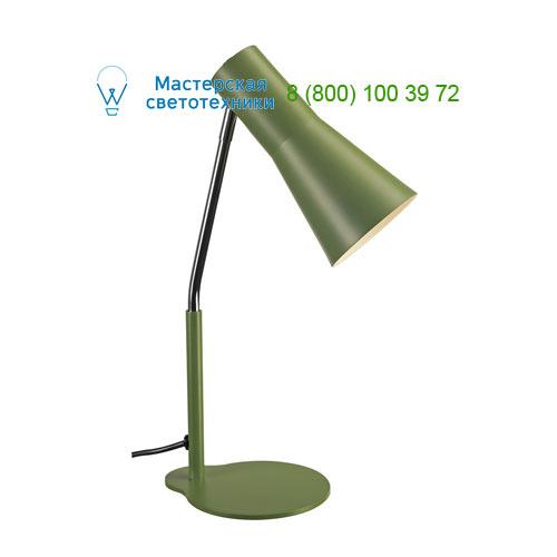 Marbel 146005 SLV PHELIA TL светильник настольный для лампы GU10 35Вт макс., папоротниковый (RAL6025)