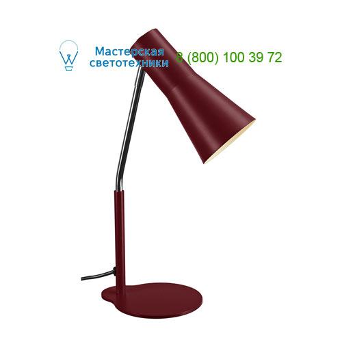 Marbel 146006 SLV PHELIA TL светильник настольный для лампы GU10 35Вт макс., бордовый (RAL3005)