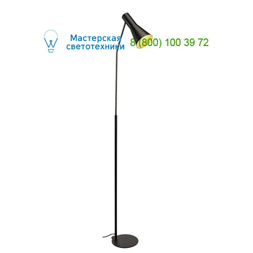 Marbel 146010 SLV PHELIA SL светильник напольный для лампы E27 23Вт макс., черный