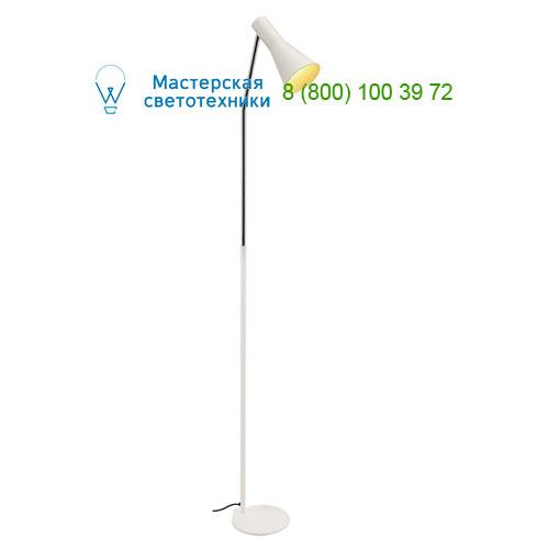 Marbel 146011 SLV PHELIA SL светильник напольный для лампы E27 23Вт макс., белый