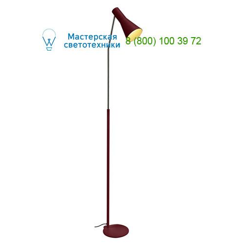 Marbel 146016 SLV PHELIA SL светильник напольный для лампы E27 23Вт макс., бордовый (RAL3005)