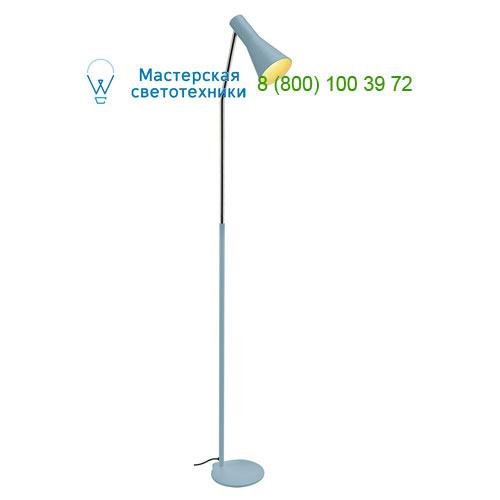 Marbel 146017 SLV PHELIA SL светильник напольный для лампы E27 23Вт макс., голубой