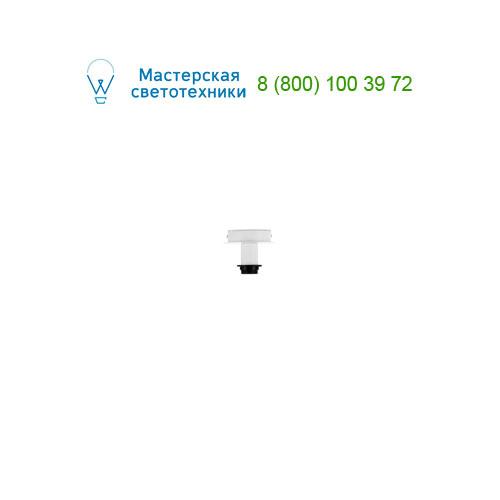 Marbel 155551 SLV FENDA, светильник потолочный для лампы E27 60Вт макс., без абажура, белый