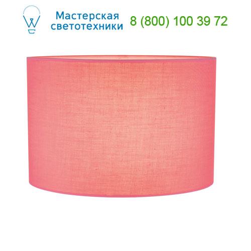 Marbel 155589 SLV FENDA, абажур диам. 30 cm, розовый