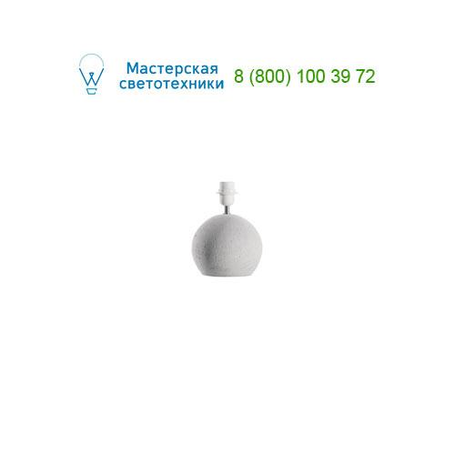 Marbel 155690 SLV FENDA, светильник настольный для лампы E27 40Вт макс., без абажура, бетон серый