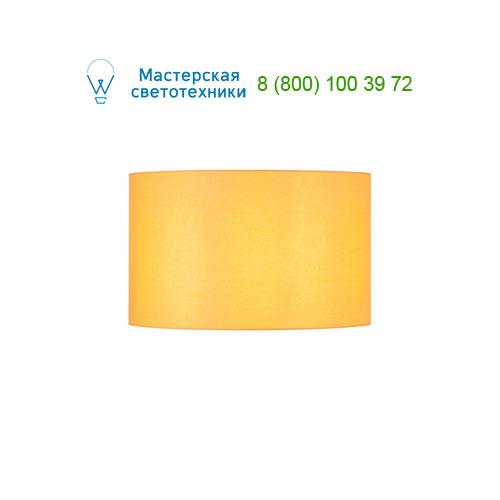 Marbel 156114 SLV FENDA, абажур диам. 45 cm, желтый