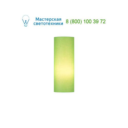 Marbel 156145 SLV FENDA, абажур диам. 15 cm, зеленый (40Вт макс.)