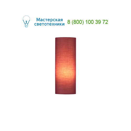 Marbel 156146 SLV FENDA, абажур диам. 15 cm, бордовый (40Вт макс.)