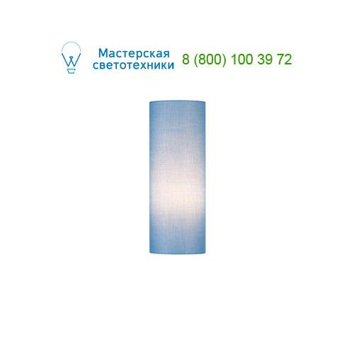 Marbel 156147 SLV FENDA, абажур диам. 15 cm, синий (40Вт макс.)
