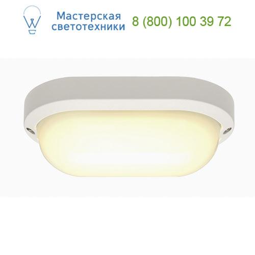 Marbel 229931 SLV TERANG 2 светильник накладной IP44 с SMD LED 11Вт, 3000K, 680lm, белый
