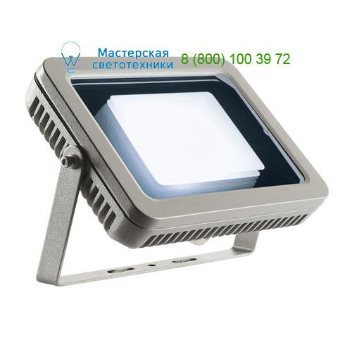 Marbel 232834 SLV SPOODI 20 светильник IP55 с COB LED 28Вт (30Вт), 4000K, 2680lm, 80°, серебристый