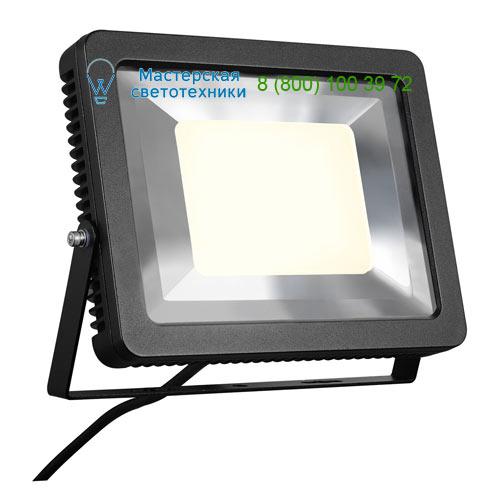 Marbel 232840 SLV SPOODI 31 светильник IP55 с COB LED 55Вт (60Вт), 3000K, 5100lm, 100°, черный