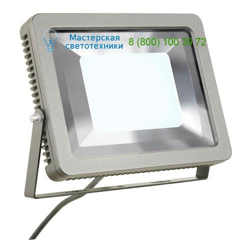 Marbel 232854 SLV SPOODI 31 светильник IP55 с COB LED 55Вт (60Вт), 4000K, 5500lm, 100°, серебристый