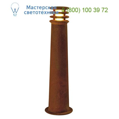 Marbel 233417 SLV RUSTY ROUND LED 70 светильник IP55 с COB LED 8.6Вт, 3000K, 430lm, бурый
