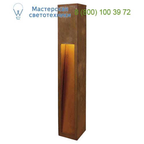 Marbel 233457 SLV RUSTY SLOT LED 80 светильник IP55 с COB LED 8.6Вт, 3000K, 430lm, бурый