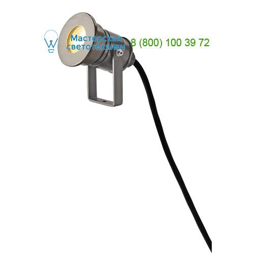 Marbel 233561 SLV DASAR PROJECTOR HV светильник IP67 220В с LED 5Вт (5.5Вт), 3000К, 40°, алюминий