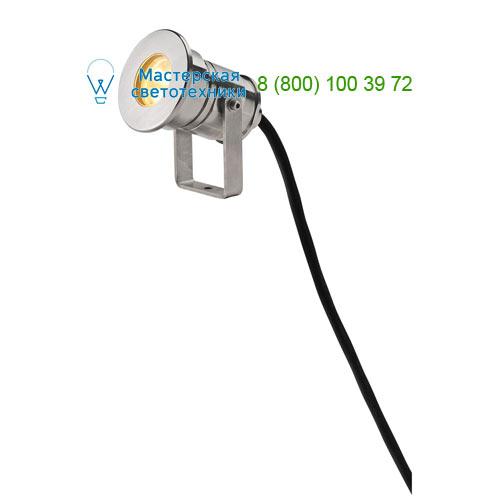 Marbel 233571 SLV DASAR PROJECTOR HV светильник IP67 220В с LED 5Вт (5.5Вт), 3000К, 40°, сталь