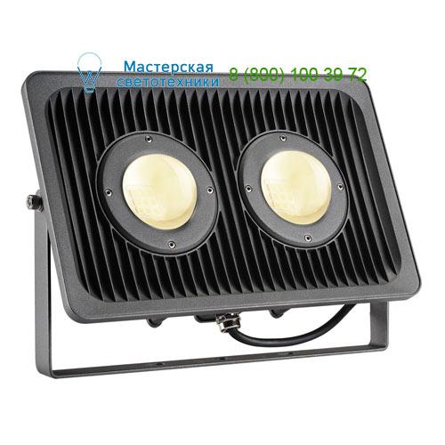 Marbel 234315 SLV MILOX 2 светильник IP55 c LED 79Вт, 3000К, 7340lm, антрацит