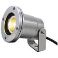 227500 NAUTILUS IP67 светильник IP67 для лампы MR16 35Вт макс., кабель 3 м, серебристый SLV by Marbel