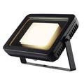 232820 SLV SPOODI 20 светильник IP55 с COB LED 28Вт (30Вт), 3000K, 2365lm, 80°, черный