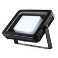 232830 SLV SPOODI 20 светильник IP55 с COB LED 28Вт (30Вт), 4000K, 2680lm, 80°, черный