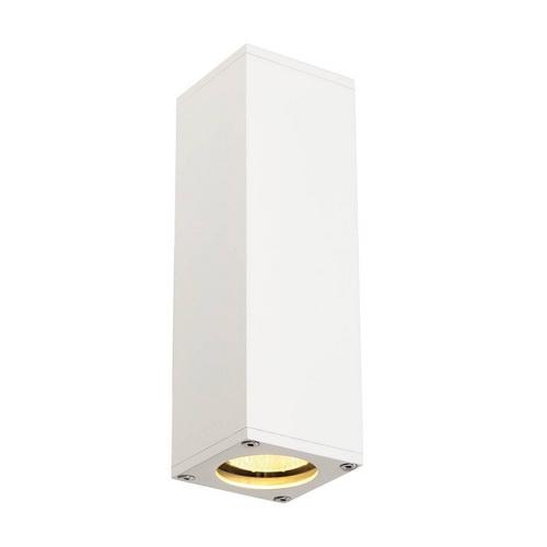 Marbel 1000327 SLV THEO UP/DOWN светильник настенный для 2-х ламп GU10 по 50Вт макс., белый (ex 152081)