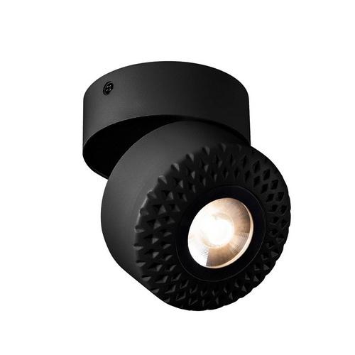 Marbel 1000426 SLV TOTHEE CW светильник накладной 17Вт с LED 3000К, 1250лм, 50°, черный