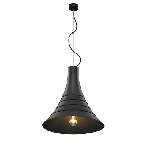 Marbel 1000433 SLV BATO 45 E27 PD светильник подвесной для лампы E27 60Вт макс., черный