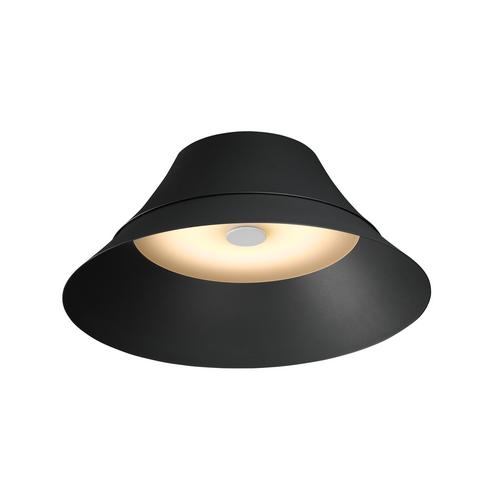 Marbel 1000437 SLV BATO 45 LED CW светильник накладной 30Вт с LED 2700К, 1450лм, 100°, черный