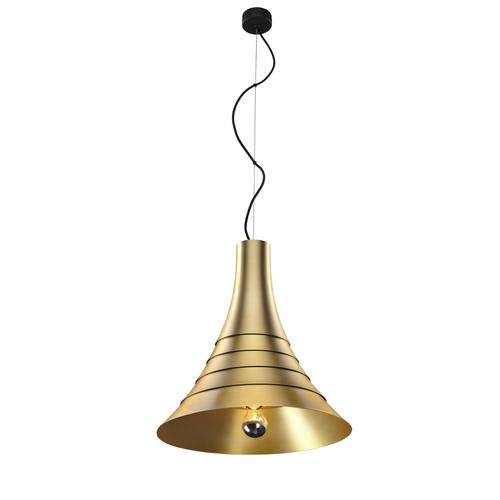 Marbel 1000438 SLV BATO 45 E27 PD светильник подвесной для лампы E27 60Вт макс., латунь