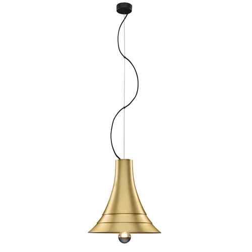 Marbel 1000439 SLV BATO 35 E27 PD светильник подвесной для лампы E27 60Вт макс., латунь