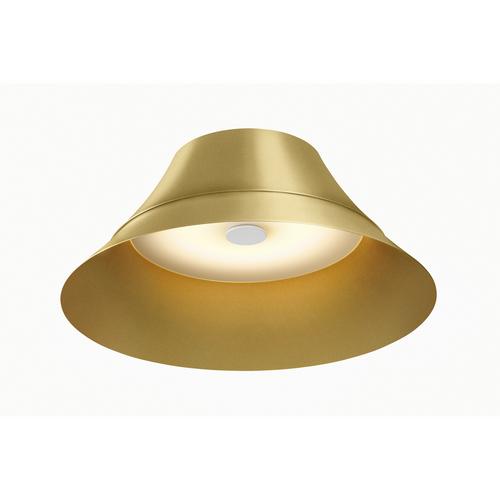 Marbel 1000442 SLV BATO 45 LED CW светильник накладной 30Вт с LED 2500К, 1900лм, 100°, латунь