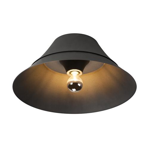 Marbel 1000443 SLV BATO 45 E27 CW светильник накладной для лампы E27 60Вт макс., черный