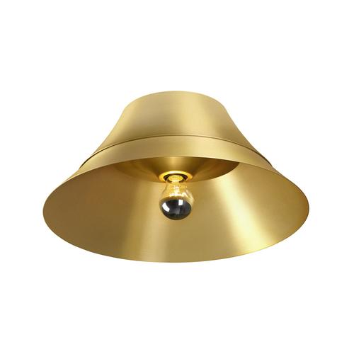Marbel 1000445 SLV BATO 45 E27 CW светильник накладной для лампы E27 60Вт макс., латунь