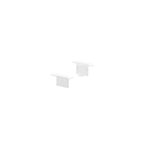 Marbel 1000473 SLV GRAZIA 10, заглушка для встраиваемого профиля, 2шт., белый