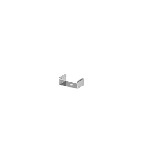 Marbel 1000488 SLV GRAZIA 10, зажим монтажный видимый , 2шт., сталь