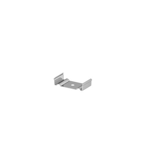 Marbel 1000536 SLV GRAZIA 20, зажим монтажный невидимый , 2шт., сталь