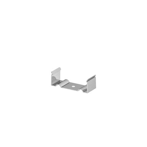 Marbel 1000537 SLV GRAZIA 20, зажим монтажный видимый , 2шт., сталь