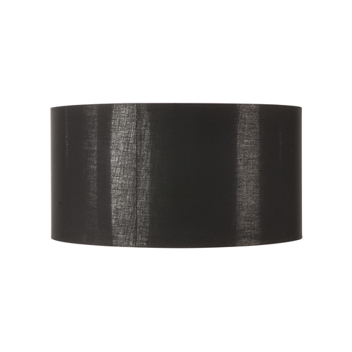 Marbel 1000580 SLV FENDA, абажур-цилиндр диам., 70 см, черный/ медь