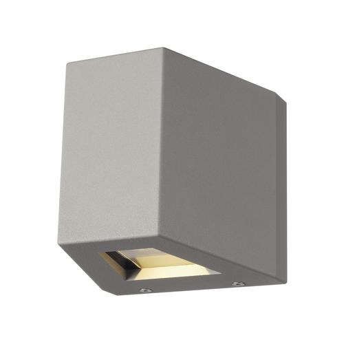 Marbel 1000587 SLV OUT BEAM QT-DE12 светильник настенный IP44 для лампы R7s 78мм 80Вт макс.. 70°+2°, серебр