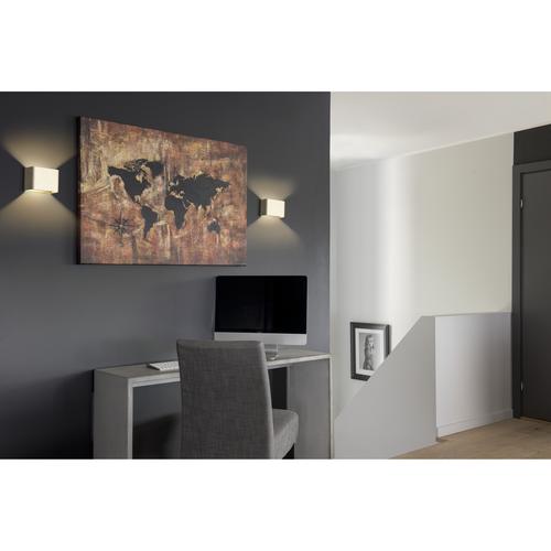 Marbel 1000613 SLV MANA 96 Dim to Warm светильник настенный 8Вт с LED 2000-3000K, 320лм, CRI>90, без плафон