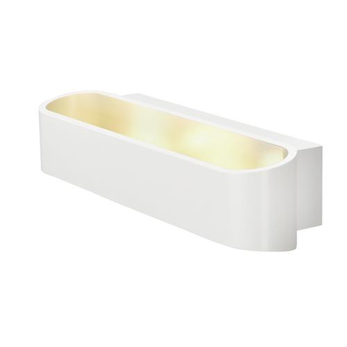 Marbel 1000634 SLV ASSO 300 LED Dim to Warm светильник настенный 22Вт с LED 2000-3000К, 1040лм, CRI>90, бел