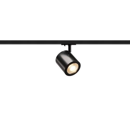 Marbel 1000711 SLV 1PHASE-TRACK, ENOLA_C светильник 11Вт c LED 3000К, 900лм, 35°, черный